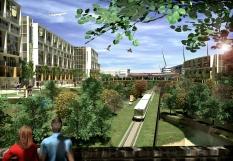 Holt Town Master Plan. Manchester