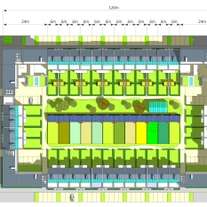 EkoBlox. Housing research project.