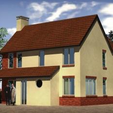 Salthouse Garden Suburb. House type. East Hull.