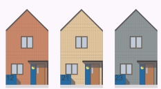 New homes. Holbeck Master Plan. Leeds