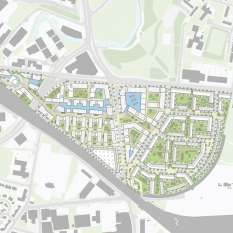 Chancellor Place Master Plan Manchester