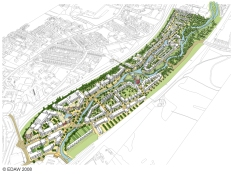 Chesterfield Waterside Master PLan