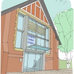 Chorlton Central. Remodelling and refurbishment of a local community asset.