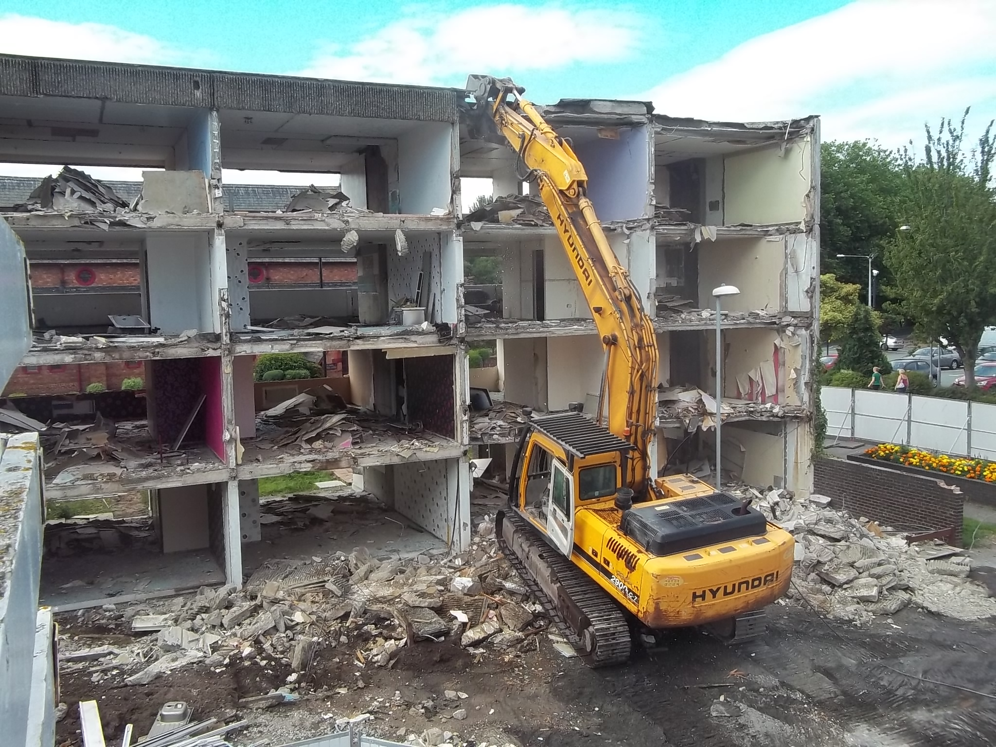 demolition work Demolition work demolition work is the best expertise of total care demolition with years of experience and modern equipment, we handle demolition work projects of.