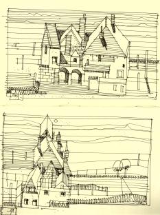 Study of Egon Schiele. Vienna