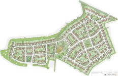 New garden suburb. Wetherby
